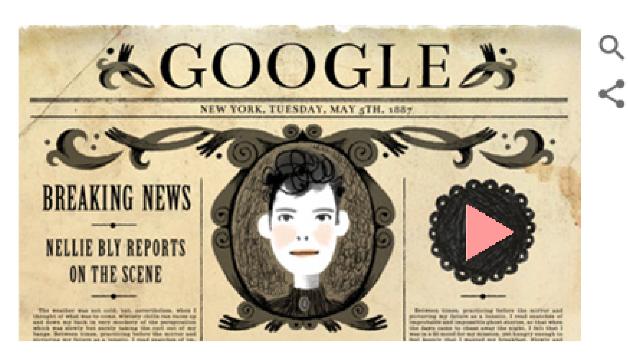 Nellie_Bly_Doodle_Google