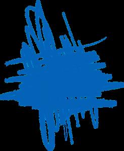 blue-Rainbowart